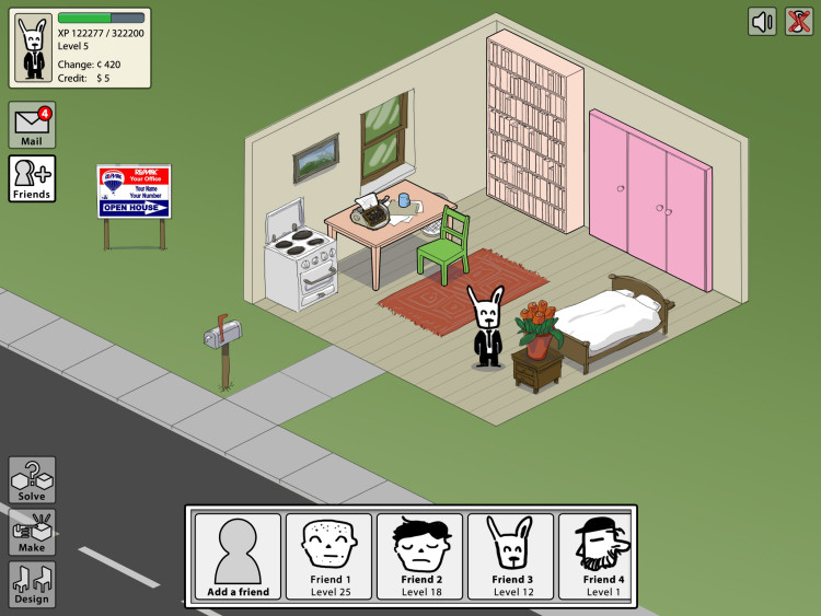Insurance Investigator Game Concepts