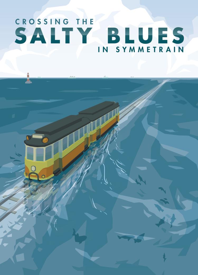 Symmetrain Vintage Travel Posters